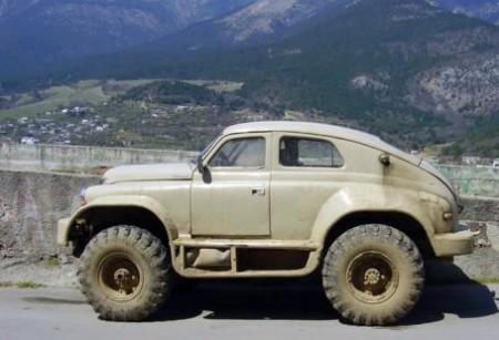 Gaz M-72 Pobeda 1955 - El primer SUV de la historia 6244_10151498381979832_72975099_n
