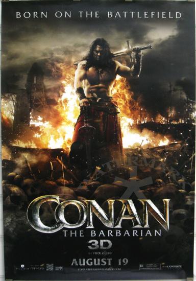 Le nouveau film Conan: dernières news (suite)+bande annonce - Page 13 Conanposter5