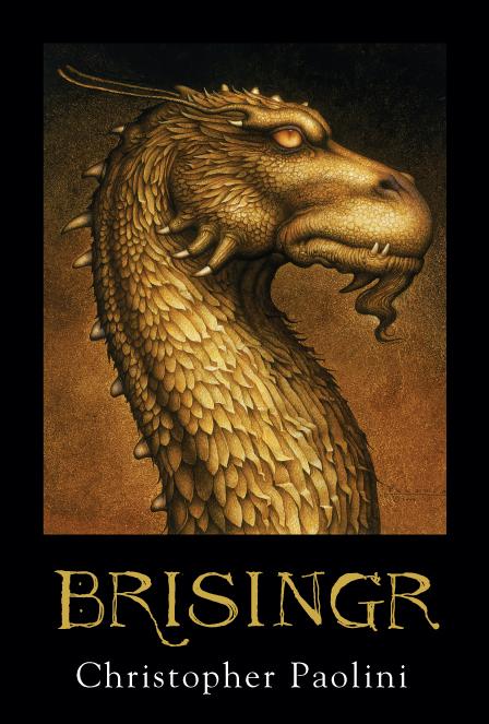 Date de sortie anglaise et couverture pour le tome 3 Eragon3
