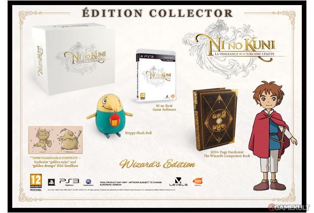 [PS3] Ni No Kuni : La Vengeance de la Sorcière Céleste Collector-Ni-No-Kuni