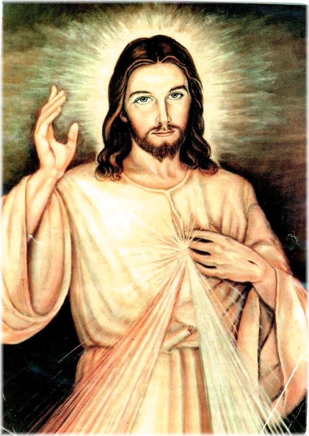 Les différents visages de chaque type... Jesus