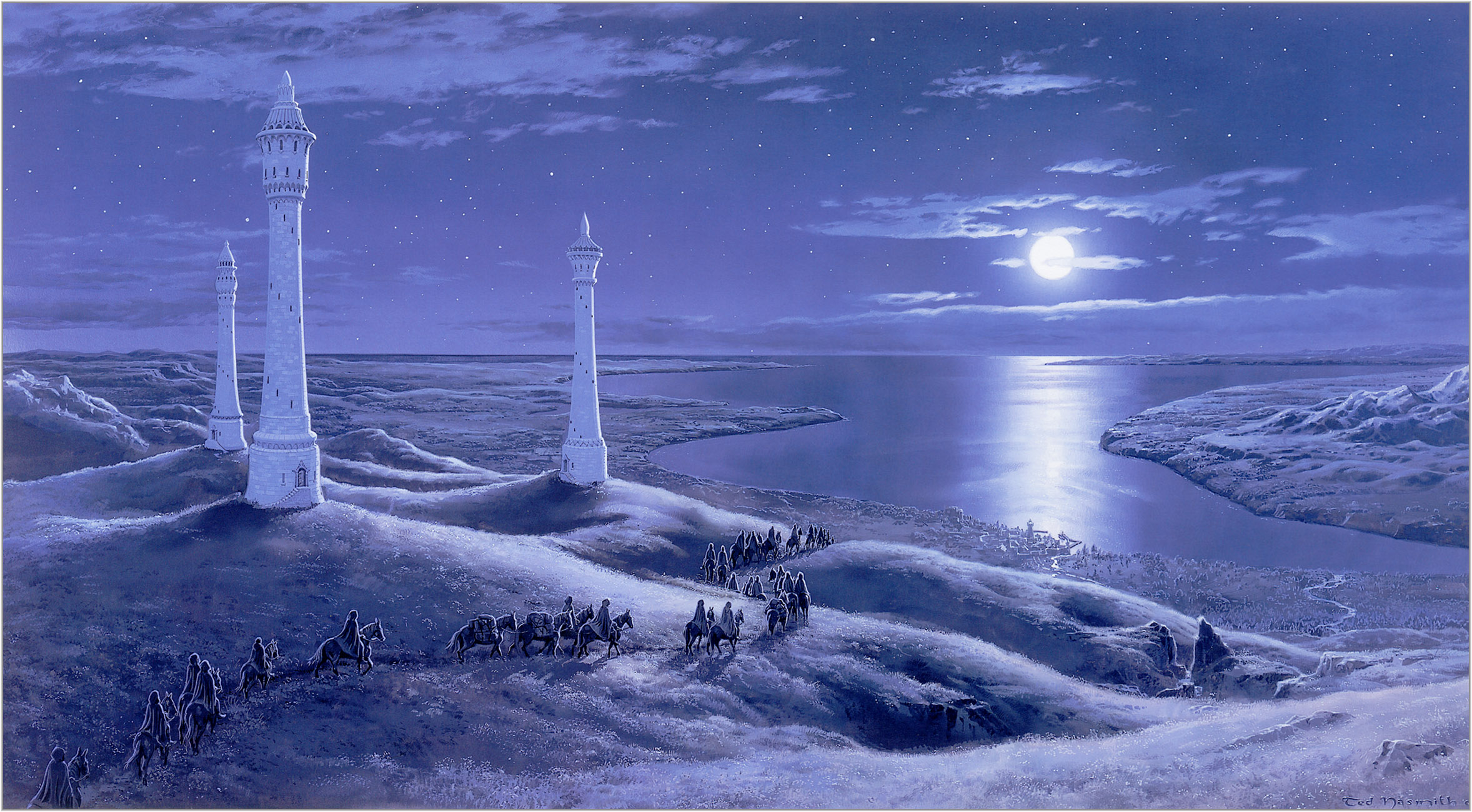 Les Mondes Imaginaires Ted-nasmith-the-end-of-the-age
