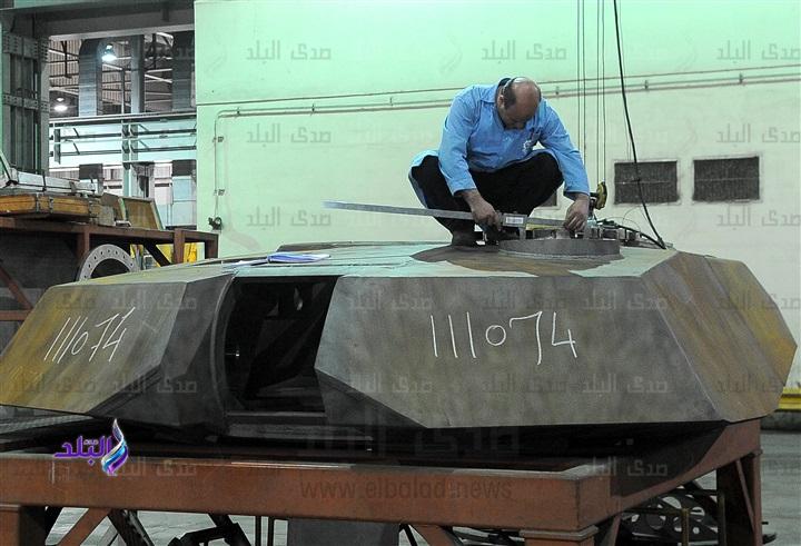 مصنع 200 الحربي المصري: نصنع دبابات ومدرعات بمكونات أمريكية 830