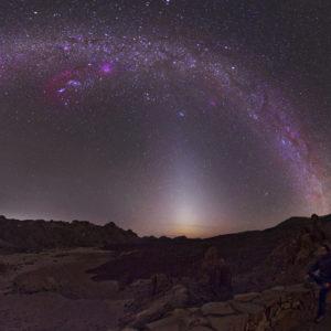 POEMAS SIDERALES ( Sol, Luna, Estrellas, Tierra, Naturaleza, Galaxias...) 01_zodiacal_lactea_DLopez-300x300