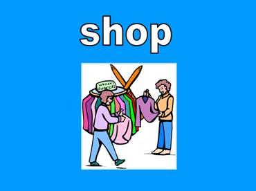 ◄اللغة الانجليزية...... Common Activities Lesson.► Shop