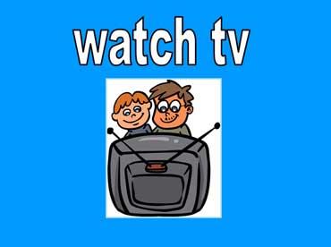 ◄اللغة الانجليزية...... Common Activities Lesson.► Watch-tv