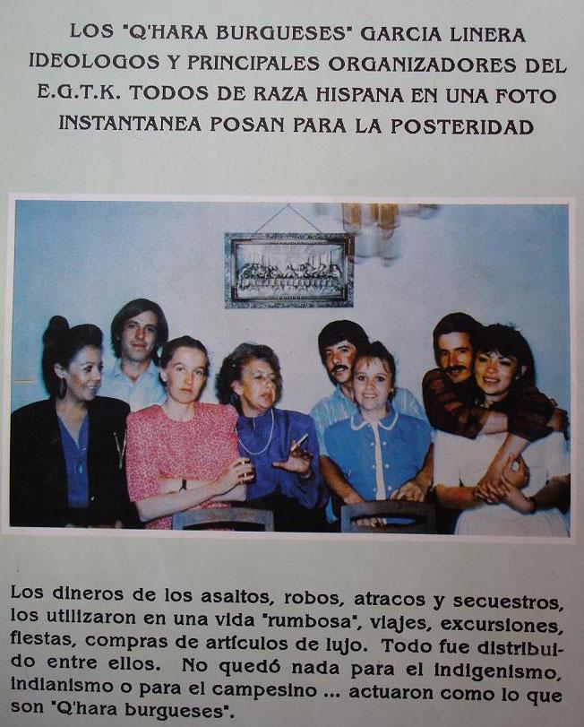 Lo que jode a nuestro hermanos de bolivia. Linera2