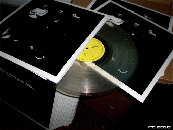 NACE VICIOUS FREAK RECORDS VFR-parcel600
