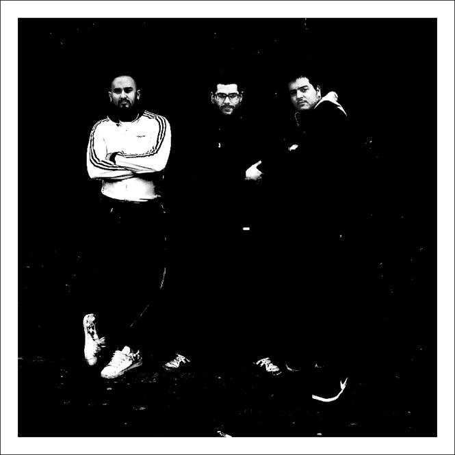 """PARTICIPA Y GANA EL 12"""" DE INVISIBLES ROCKERS CREW, ELECTRO EMPIRE EP , VICIOUS FREAK RECORDS Irc-front665"""