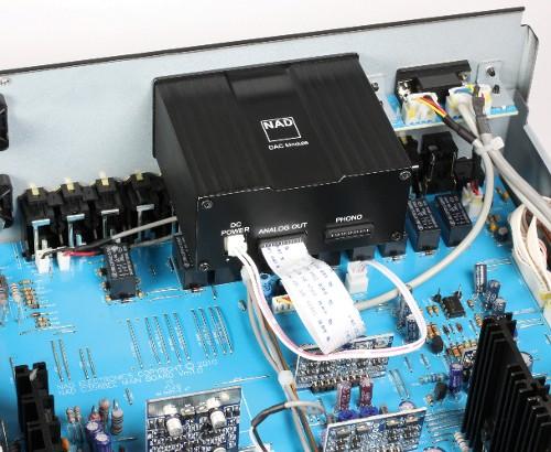 O regresso dos amplificadores com DAC C_356bee_dac_inside_md
