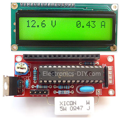 Voltmeter Ammeter Kit Voltmeter-ammeter-kit