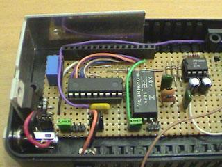 LC Meter com PIC16F628A Circuit12