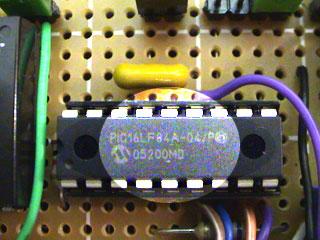 LC Meter com PIC16F628A Circuit2