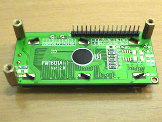 LC Meter com PIC16F628A Lcd4