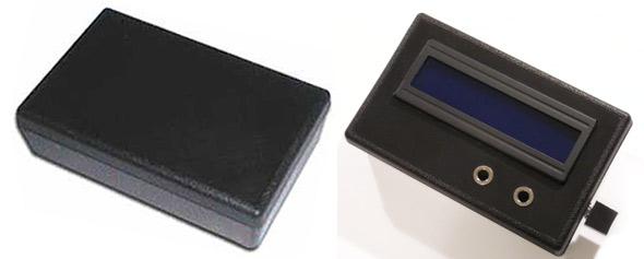 LC Meter com PIC16F628A LC_METER_BOX
