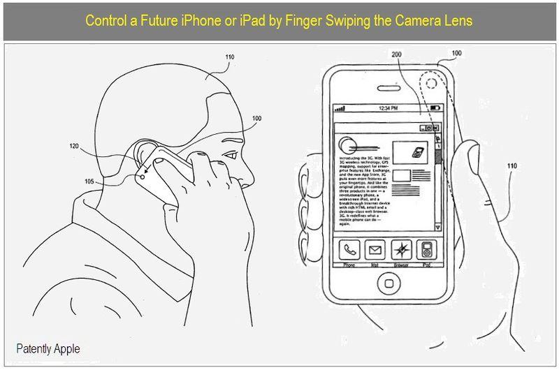 """ماذا يخبئ لنا هاتف شركة APPLE الجديد """" iphone 4G """" !؟ Apple-patent"""