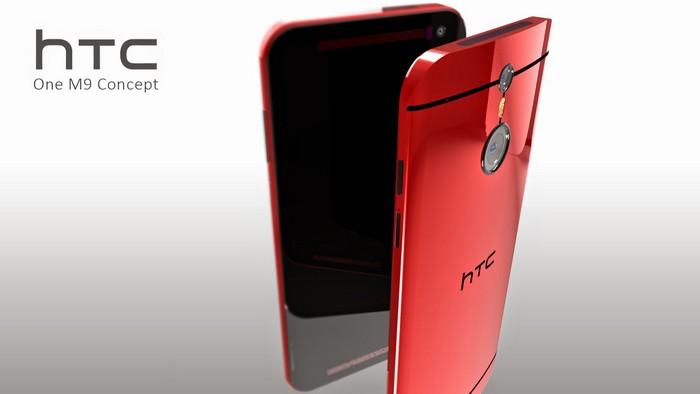 هاتف HTC Hima Htc-one-m9-concept