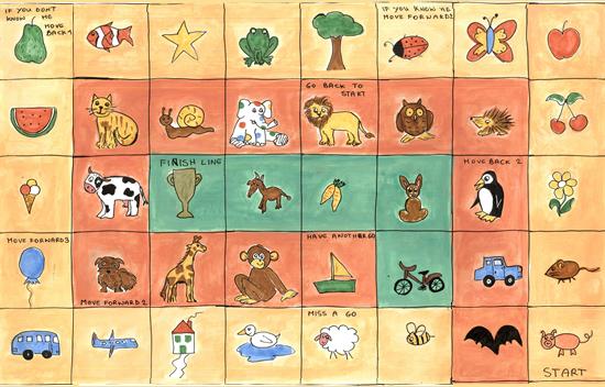 LINGUA INGLESE: segnalazione di siti e materiali di interesse didattico - Pagina 2 Homemade-spelling-game