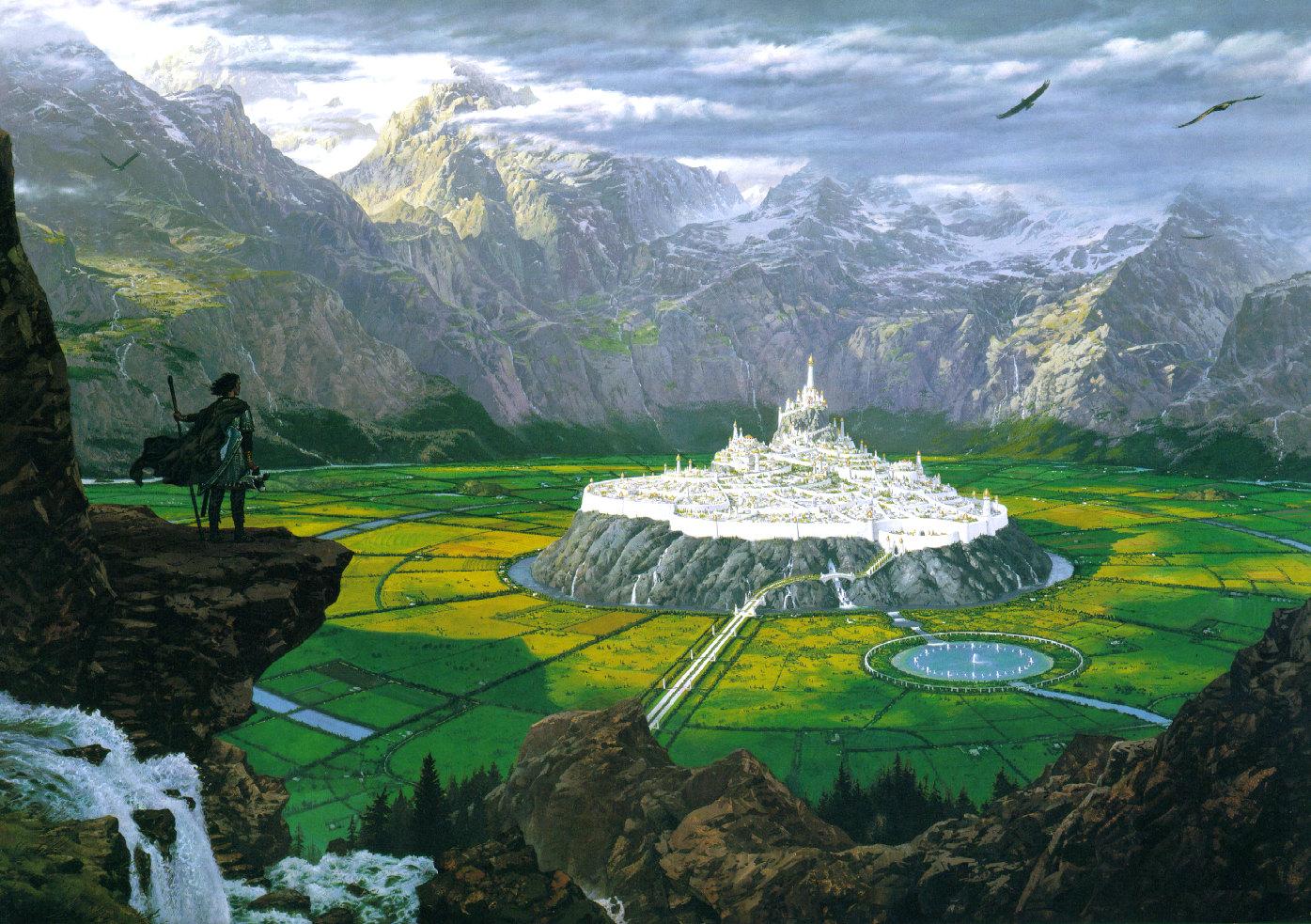 Galerie d'art - Page 4 Gondolin