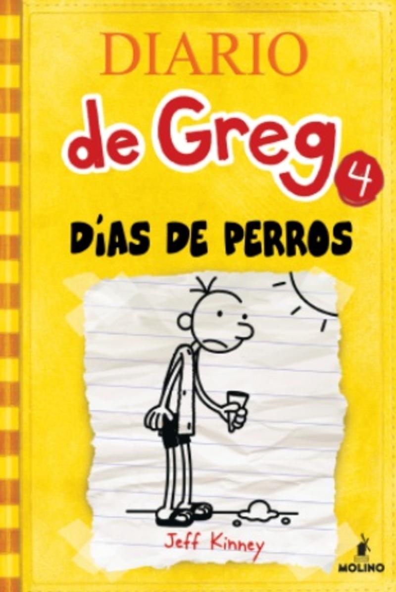 DIARIO DE GREG DIAS DE PERROS Cubierta_JeffKinney
