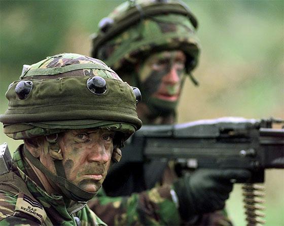 Разные фотографии Raf-regiment-m60