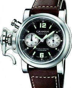 Relojes para zurdos Grahamr