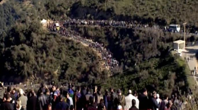 مباشر: جنازة شعبية غير مسبوقة (فيديو وصور)  Gggtttyyui