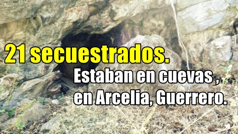 TESOROS Y SORPRESAS.............EN LAS CUEVAS.....CUIDADO. Arcelia