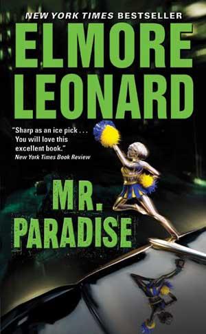 Mister Paradise - Elmore Leonard Mrparadisepb