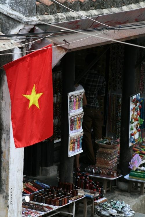 República Socialista de Vietnam Vietnam_bandera