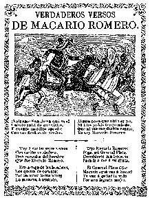 curiosidades de la Revolución Mexicana Maca_rom