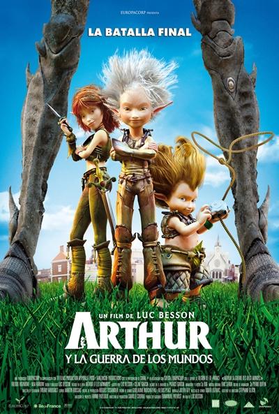 Estrenos de cine [13/05/2011]   Arthur_y_la_guerra_de_los_mundos_8882