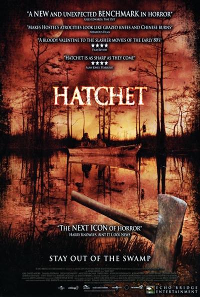 -Los mejores posters/afiches  del cine de terror y Sci-fi- - Página 2 Hatchet_2_3780