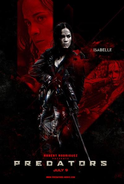 Predators (Depredador 3) Isabelle_5317