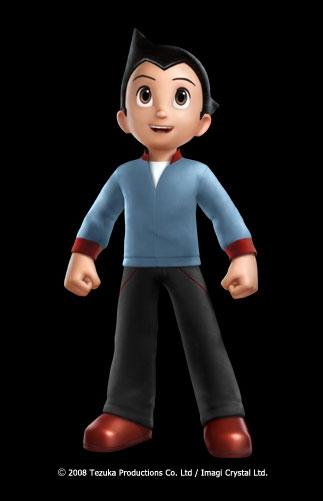 Astroboy en 3D (2009) 4375
