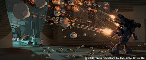 Astroboy en 3D (2009) 4379