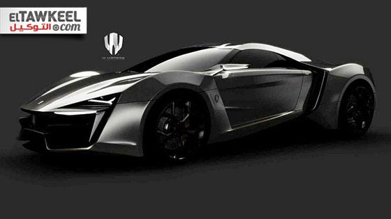 صور للسيارة الرياضية الخارقة من دابليو موتورز اللبنانية، W_Motors_Lykan_inside1