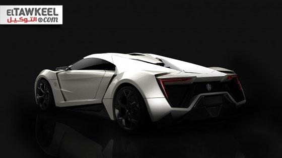 صور للسيارة الرياضية الخارقة من دابليو موتورز اللبنانية، W_Motors_Lykan_inside2