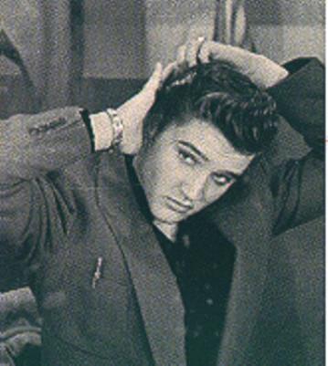 New member here Elvis-hair