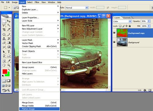 Criando um efeito vintage em fotos no Photoshop Vint07