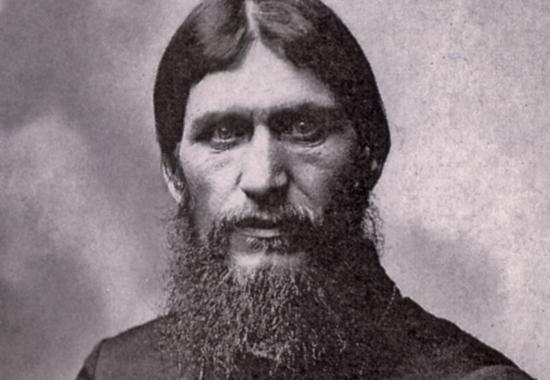 Donne di aspetto divino. Rasputin