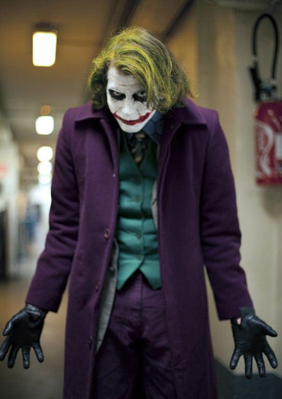 Cosplay , disfraces.....Carnavales 2013. Joker