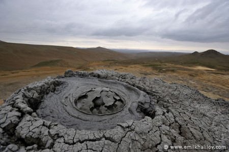 Geological upheaval in South Caribbean - Residents stir as earth moves! DSC2781_mud_volcano-450x299