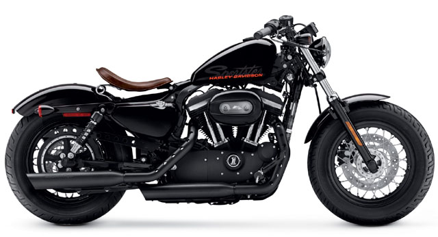 Sporster Forty eight Harley-davidson-sportster-xlforty-eight-noir-customise