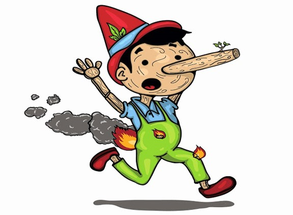 POOFness for June 19: LOVE WITHOUT END AMEN Pinocchio