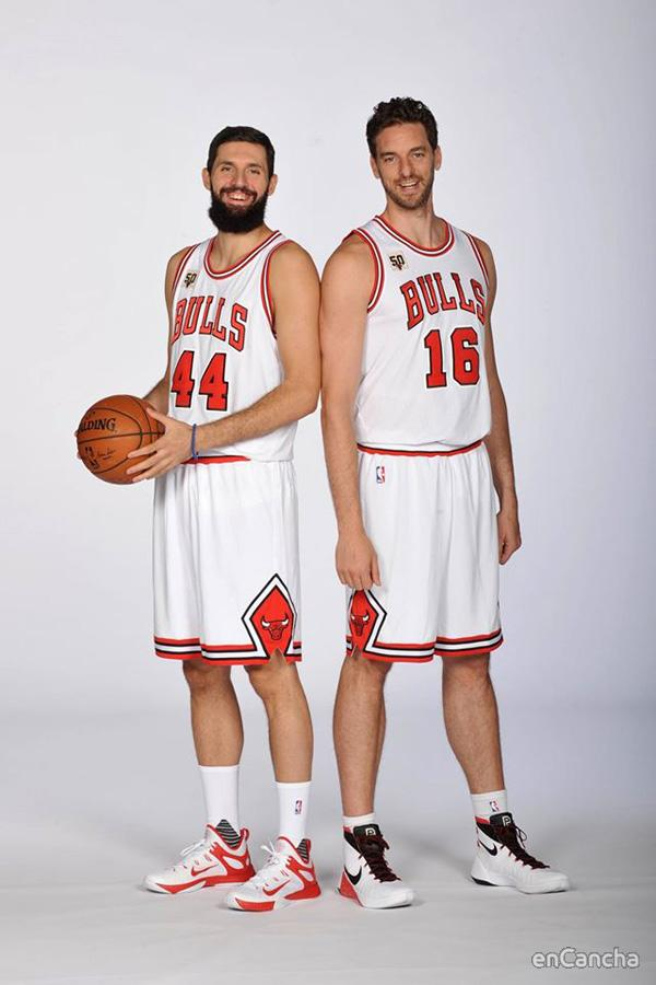 ¿Cuánto mide Pau Gasol? - Estatura y peso - Real height Pau%20Gasol%20-%20Mirotic