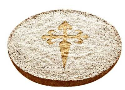 Tarta de Santiago casera 268_antigua-tarta-mozarabe-o-de-santiago