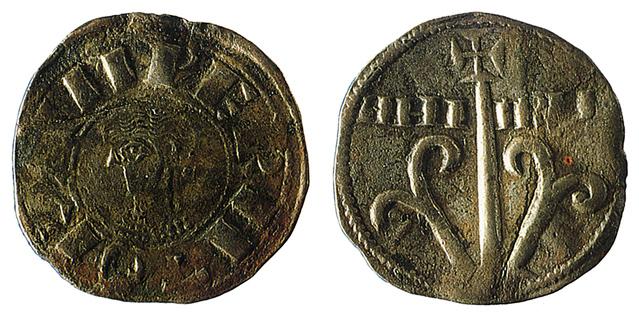 Dinero Jaime I. Barcelona.  12858.gen16280002