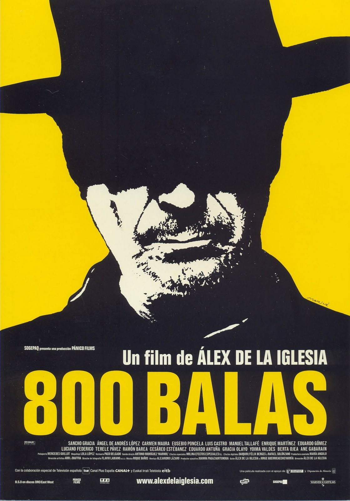 Las Mejores Comedias de los que llevamos de siglo 800-balas