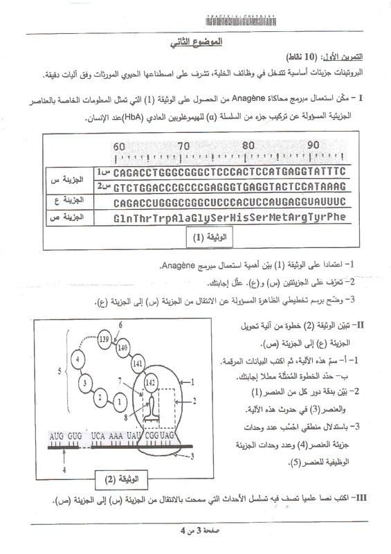 شهادة البكالوريا 2016 المواضيع و التصحيحات شعبة الرياضيات 2278489_orig